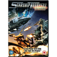 Starship Troopers: Invasion (UK-import) (DVD)