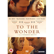 To The Wonder (UK-import) (DVD)
