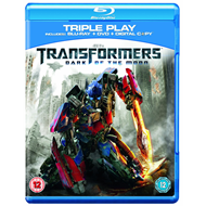 Transformers - Dark Of The Moon (Blu-ray 3D + Blu-ray)