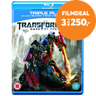 Produktbilde for Transformers 3 - Dark Of The Moon (Blu-ray 3D + Blu-ray)