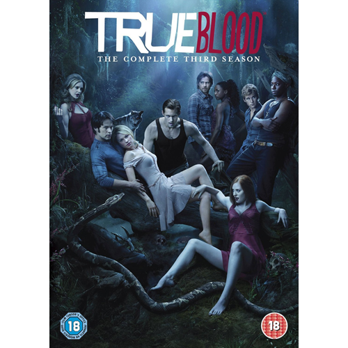 True Blood - Sesong 3 (UK-import) (DVD)