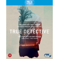 True Detective - Sesong 1 & 2 (BLU-RAY)