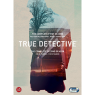 Produktbilde for True Detective - Sesong 1 & 2 (DVD)