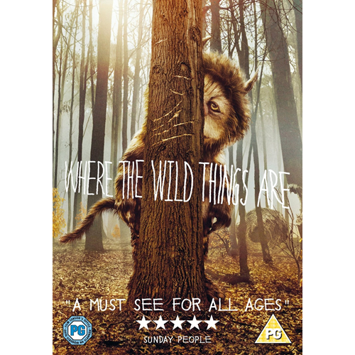 Where The Wild Things Are (UK-import) (DVD)