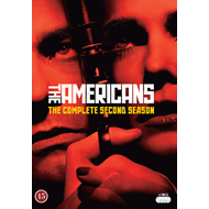 The Americans - Sesong 2 (DVD)
