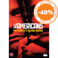 Produktbilde for The Americans - Sesong 2 (DVD)