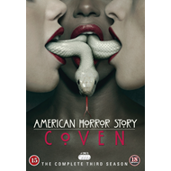 American Horror Story - Sesong 3: Coven (DVD)