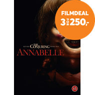 Produktbilde for Annabelle (DVD)