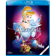 Askepott (BLU-RAY)