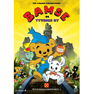 Produktbilde for Bamse Og Tyvenes By (DVD)