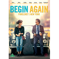 Begin Again - Forelsket I New York (DVD)