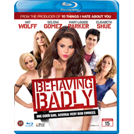 Behaving Badly (BLU-RAY)