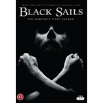Black Sails - Sesong 1 (DVD)