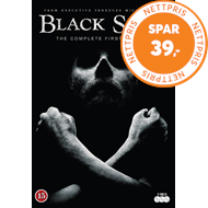 Produktbilde for Black Sails - Sesong 1 (DVD)