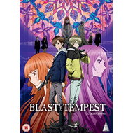 Blast Of Tempest - Collection 1 (UK-import) (DVD)