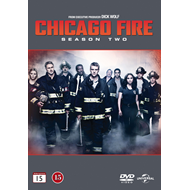 Chicago Fire - Sesong 2 (DVD)