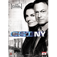 CSI - New York - Sesong 9 (DVD)