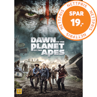 Produktbilde for Dawn Of The Planet Of The Apes (DVD)