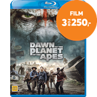 Produktbilde for Dawn Of The Planet Of The Apes (BLU-RAY)
