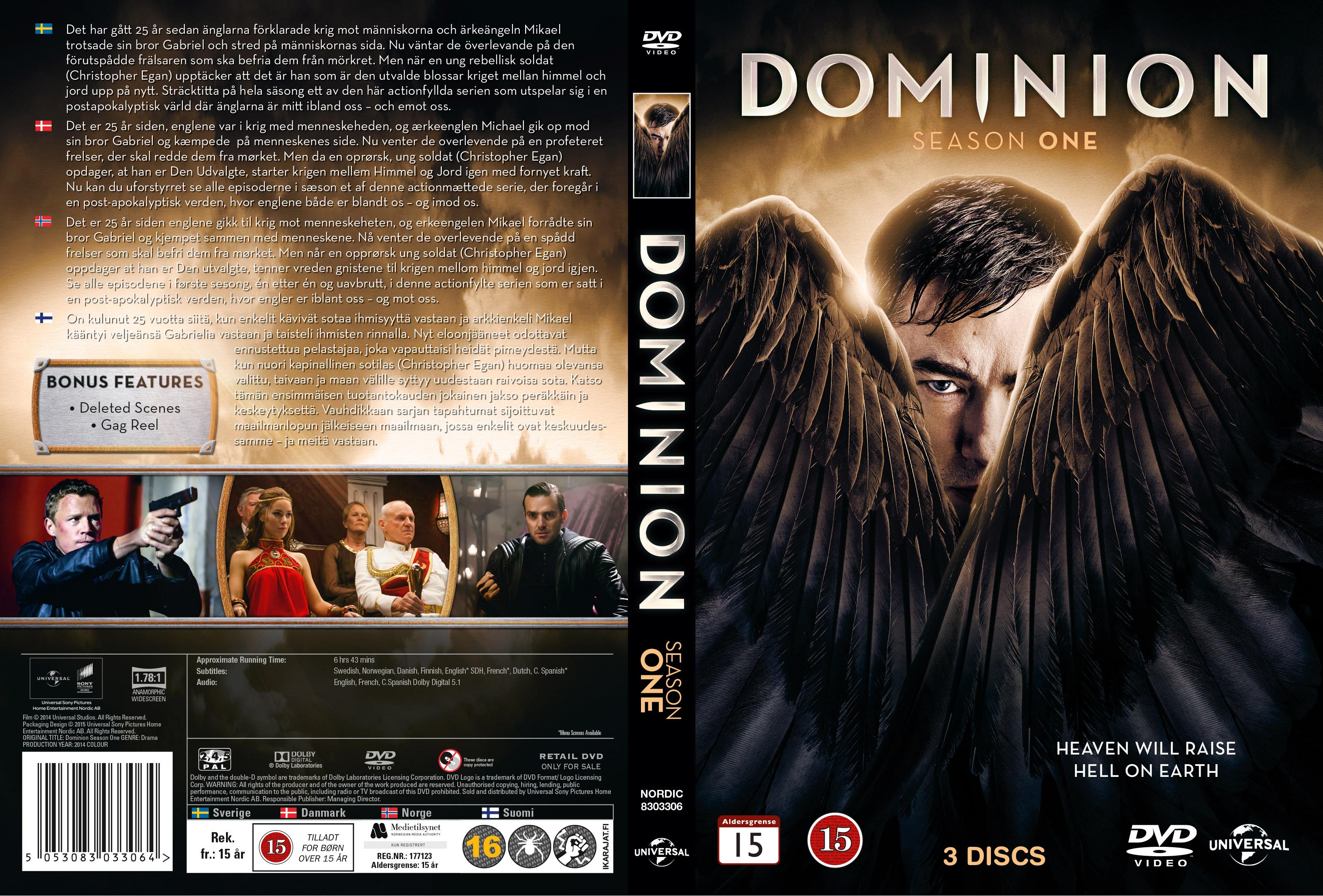 dominion staffel 3