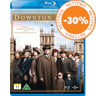 Produktbilde for Downton Abbey - Sesong 5 (BLU-RAY)