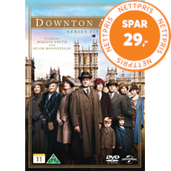 Produktbilde for Downton Abbey - Sesong 5 (DVD)
