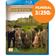 Produktbilde for Downton Abbey: A Moorland Holiday (BLU-RAY)