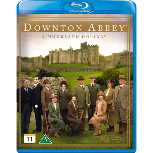 Downton Abbey: A Moorland Holiday (BLU-RAY)
