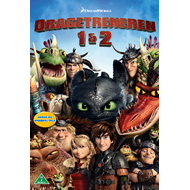 Dragetreneren 1 & 2 (DVD)