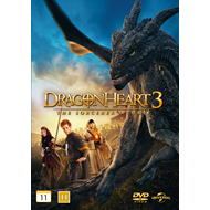 Dragonheart 3: The Sorcerers Curse (DVD)