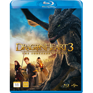 Dragonheart 3: The Sorcerers Curse (BLU-RAY)