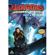 Dragons - Defenders Of Berk - Del 2 (DVD)