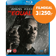 Produktbilde for The Equalizer (BLU-RAY)