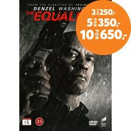 Produktbilde for The Equalizer (DVD)