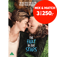 Produktbilde for The Fault In Our Stars (DVD)
