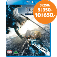 Produktbilde for Final Fantasy VII - The Advent Children Complete (DK-import) (BLU-RAY)