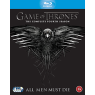 Game Of Thrones - Sesong 4 (BLU-RAY)