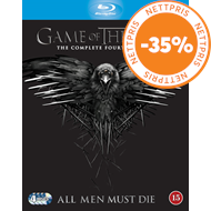 Produktbilde for Game Of Thrones - Sesong 4 (BLU-RAY)