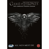 Produktbilde for Game Of Thrones - Sesong 4 (DVD)