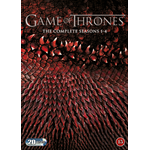 Game Of Thrones - Sesong 1 - 4 (DVD)