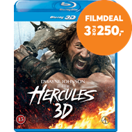 Produktbilde for Hercules (Blu-ray 3D)