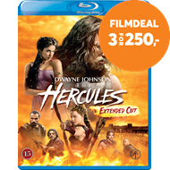 Produktbilde for Hercules - Extended Cut (BLU-RAY)