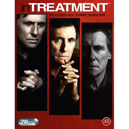 In Treatment - Den Komplette Serien (DVD)