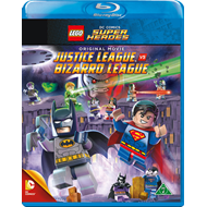 LEGO Justice League Vs. Bizzaro League (BLU-RAY)