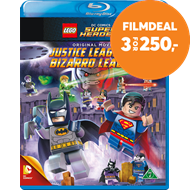 Produktbilde for LEGO Justice League Vs. Bizzaro League (BLU-RAY)