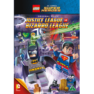 LEGO Justice League Vs. Bizzaro League (DVD)