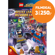 Produktbilde for LEGO Justice League Vs. Bizzaro League (DVD)