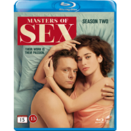 Masters Of Sex - Sesong 2 (BLU-RAY)