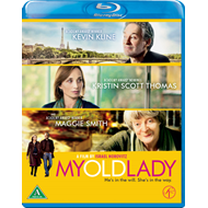 My Old Lady (UK-import) (BLU-RAY)