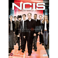 NCIS - Naval Criminal Investigative Service - Sesong 11 (DVD)